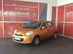 2011 Nissan Micra 1.2 Acenta 5dr (d83)  Mpumalanga