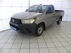 2019 Toyota Hilux 2.4 GD A/C Single Cab Bakkie Gauteng