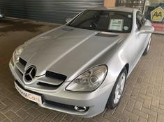 2010 Mercedes-Benz SLK Slk 200 Kompressor Sport  Mpumalanga