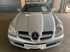 2010 Mercedes-Benz SLK Slk 200 Kompressor Sport  Mpumalanga Secunda_1