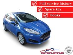2013 Ford Fiesta 1.0 Ecoboost Titanium 5dr  Gauteng Pretoria_0