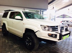 2015 Volkswagen Amarok 2.0 BiTDi Highline 132KW 4MOT Auto Double cab bakk Gauteng Pretoria_2