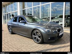 2016 BMW 3 Series 320D M Sport Auto Western Cape