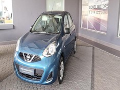 2020 Nissan Micra 1.2 Active Visia North West Province Rustenburg_0