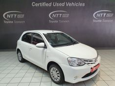 2016 Toyota Etios 1.5 Xi 5dr  Limpopo