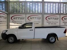 2019 Toyota Hilux 2.0 VVTi AC Single Cab Bakkie Mpumalanga White River_2