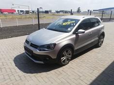 2011 Volkswagen Polo 1.6 Cross 5dr  Gauteng Vereeniging_2
