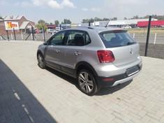 2011 Volkswagen Polo 1.6 Cross 5dr  Gauteng Vereeniging_3