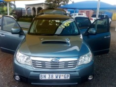 2011 Subaru Forester 2.5 Xt A/t  North West Province