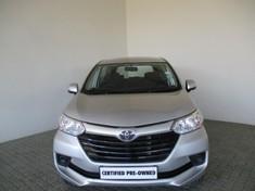 2020 Toyota Avanza 1.5 SX Gauteng