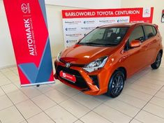 2020 Toyota Agya 1.0 Gauteng Centurion_0