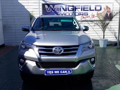 2018 Toyota Fortuner 2.8 GD-6 Raised Body Western Cape