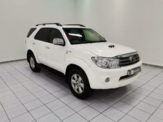 2011 Toyota Fortuner 3.0d-4d R/b  Kwazulu Natal