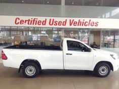 2017 Toyota Hilux 2.4 GD AC Single Cab Bakkie Limpopo Mokopane_2