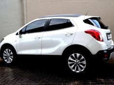 2016 Opel Mokka X 1.4T Cosmo Auto Gauteng Pretoria_4
