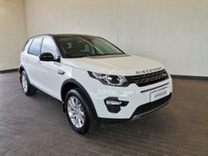 2019 Land Rover Discovery Sport Sport 2.0D SE (177KW) North West Province