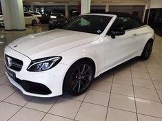 2017 Mercedes-Benz C-Class AMG C63 Cabriolet Western Cape
