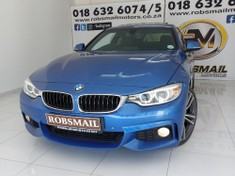 2017 BMW 4 Series 440i Coupe M Sport Auto North West Province