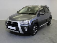 2015 Toyota Etios Cross 1.5 Xs 5Dr Western Cape Bellville_2