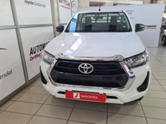 2021 Toyota Hilux 2.4 GD-6 RB Raider Single Cab Bakkie Limpopo Groblersdal_1