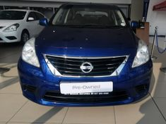 2013 Nissan Almera 1.5 Acenta Mpumalanga Secunda_1