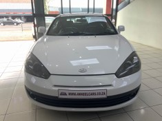 2008 Hyundai Tiburon 2.0 Gls  Mpumalanga Middelburg_2