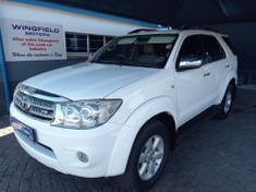 2011 Toyota Fortuner 4.0 V6 A/t  Western Cape