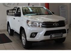 2018 Toyota Hilux 2.4 GD-6 SRX 4X4 Single Cab Bakkie Auto Mpumalanga