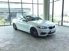 2018 BMW 2 Series 220i Convertible M Sport Auto (F23) Gauteng