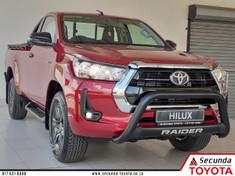 2021 Toyota Hilux 2.4 GD-6 RB Raider Single Cab Bakkie Mpumalanga Secunda_0