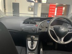 2009 Honda Civic 1.8i-vtec Exi 5dr At  Mpumalanga Middelburg_4