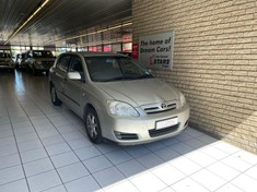 2006 Toyota RunX 140i Rs  Western Cape Bellville_0