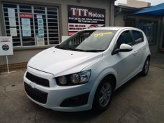 2015 Chevrolet Sonic 1.6 LS Hatch North West Province