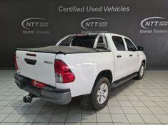 2020 Toyota Hilux 2.4 GD-6 RB SRX Double Cab Bakkie Limpopo Tzaneen_1