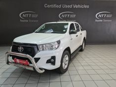 2020 Toyota Hilux 2.4 GD-6 RB SRX Double Cab Bakkie Limpopo Tzaneen_4