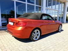 2018 BMW 2 Series 220i Convertible Sport Line Auto F23 Western Cape Tygervalley_3