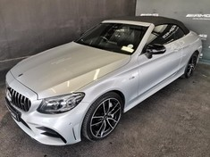 2019 Mercedes-Benz C-Class AMG C43 4MATIC Cabriolet Western Cape