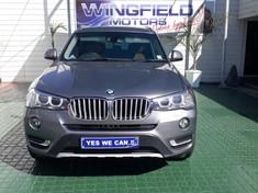 2017 BMW X3 xDRIVE20d xLINE Auto Western Cape