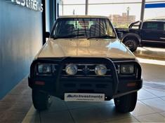 1996 Toyota Hilux 2400 4x4 Pu Dc  Gauteng Vanderbijlpark_1