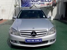 2011 Mercedes-Benz C-Class C200 Cgi Be Avantgarde A/t  Western Cape