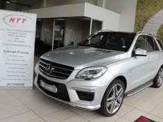 2014 Mercedes-Benz M-Class Ml 63 Amg  Limpopo