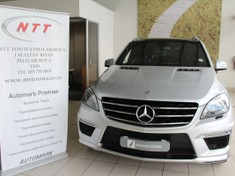 2014 Mercedes-Benz ML Ml 63 Amg  Limpopo Phalaborwa_1