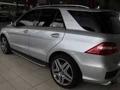 2014 Mercedes-Benz ML Ml 63 Amg  Limpopo Phalaborwa_4