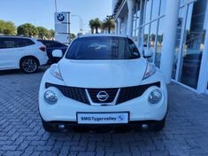 2014 Nissan Juke 1.6 Acenta   Western Cape Tygervalley_1