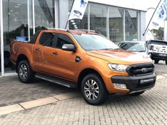 2018 Ford Ranger 3.2TDCi 3.2 WILDTRAK 4X4 Auto Double Cab Bakkie Mpumalanga