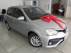 2018 Toyota Etios 1.5 Xs 5dr  North West Province