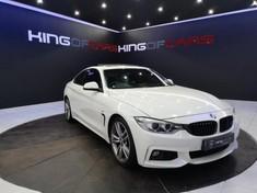 2015 BMW 4 Series 420D Coupe M Sport Auto Gauteng