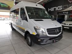 2015 Mercedes-Benz Sprinter 519 CDI XL FC Panel Van Gauteng Boksburg_0