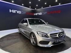 2015 Mercedes-Benz C-Class C180 AMG Line Auto Gauteng