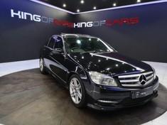 2011 Mercedes-Benz C-Class C200 Be Avantgarde A/t  Gauteng